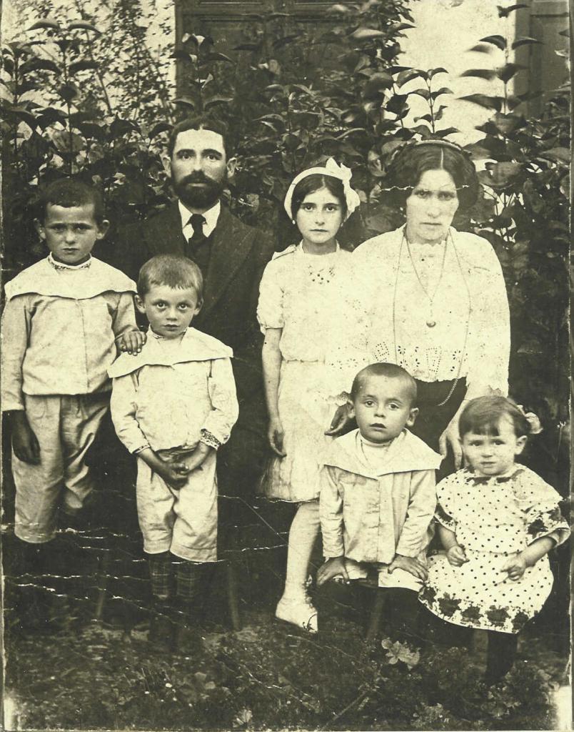 немецкая семья в России
