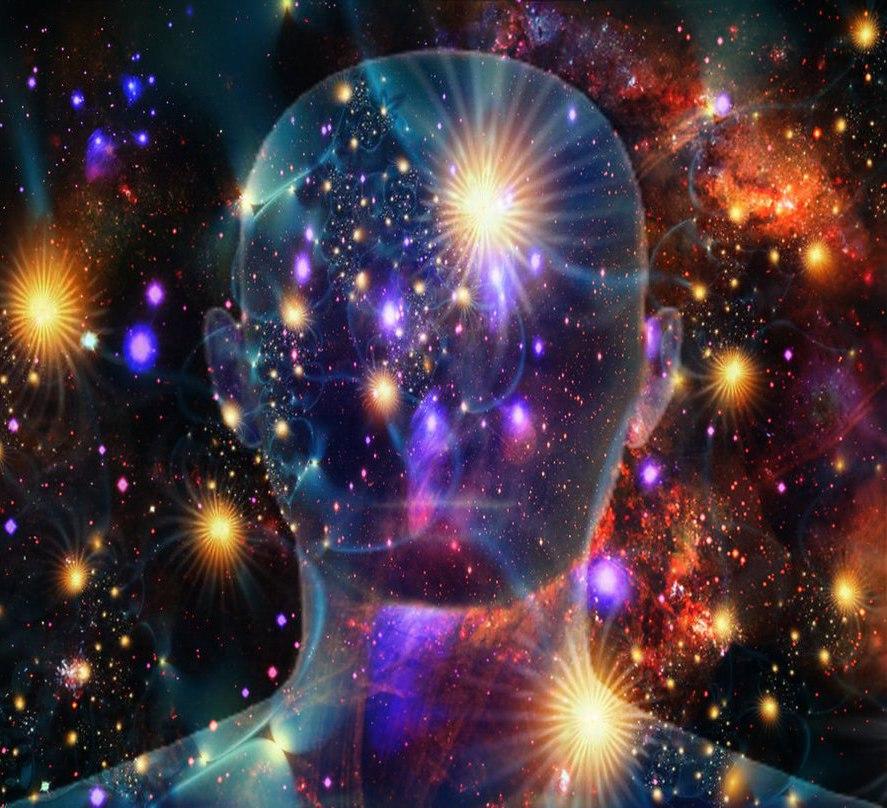 Связь человека с космосом картинки