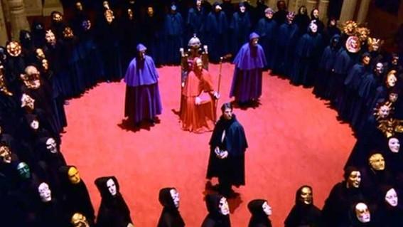 ритуал сектантов