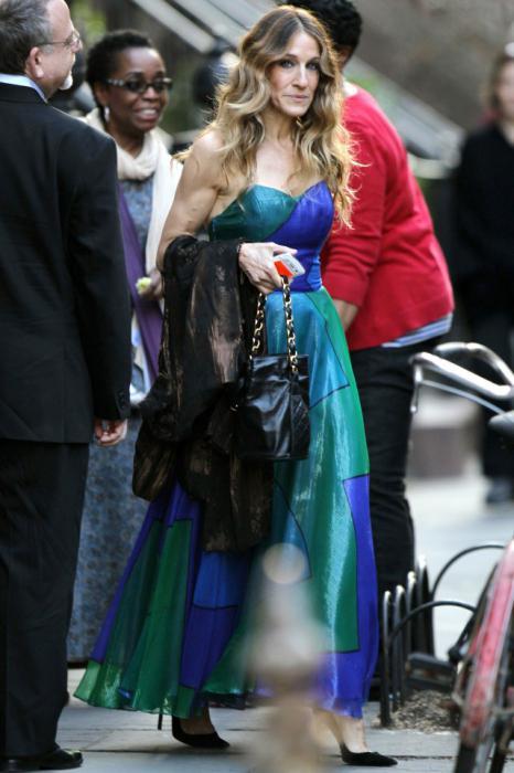 Сара Джессика Паркер: стиль известной актрисы. Что отличает…