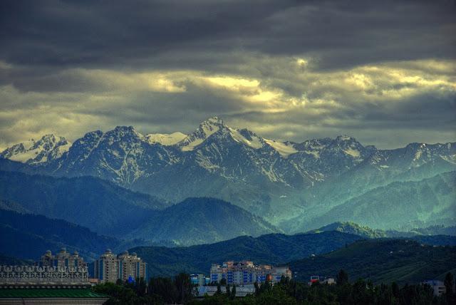 город уральск казахстан