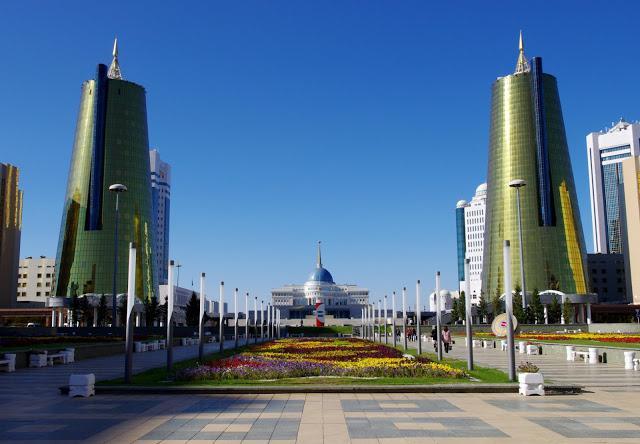 города восточного казахстана
