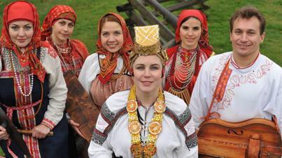 русский народный праздник
