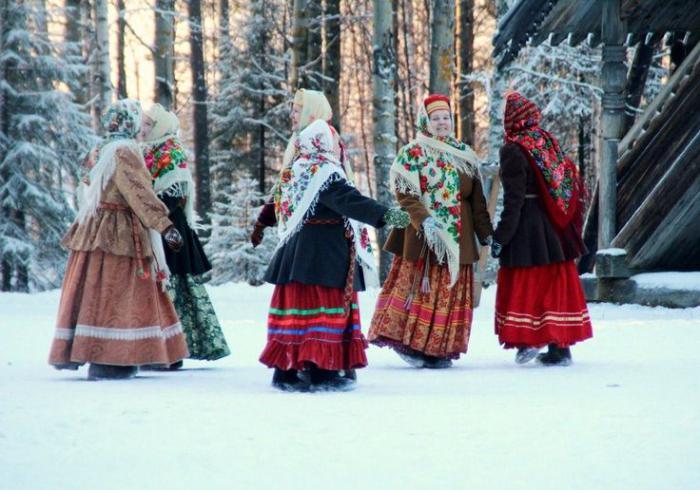 летние русские народные праздники