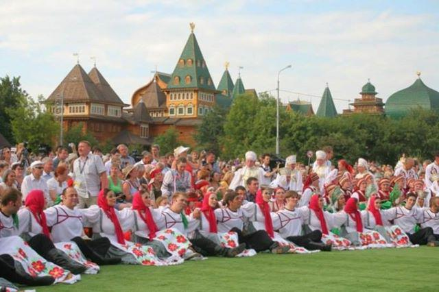 русские народные праздники для детей