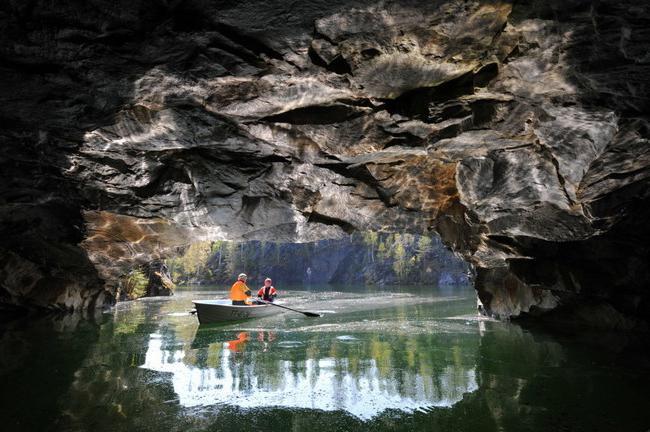 мраморный каньон рускеала как добраться