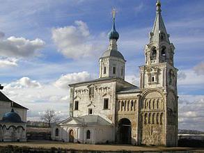 боголюбово владимирская область монастырь