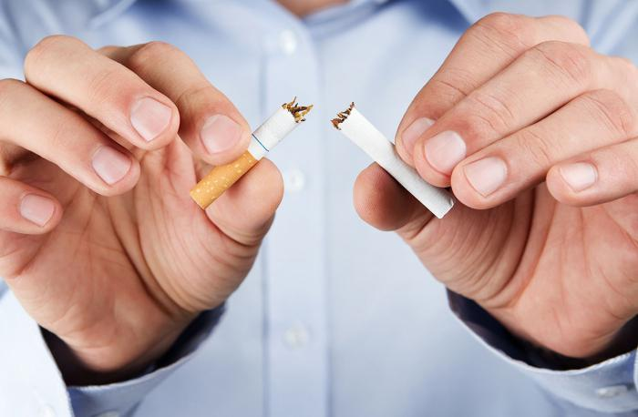 Как выглядят лёгкие бросившего курить