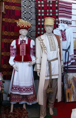 белорусский национальный костюм фото
