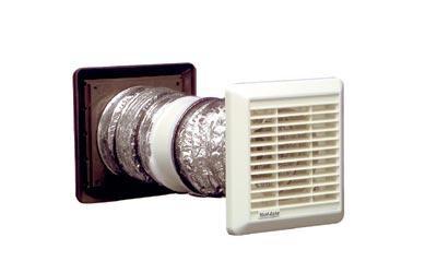 Установка вентиляции в ванной и туалете в частном доме