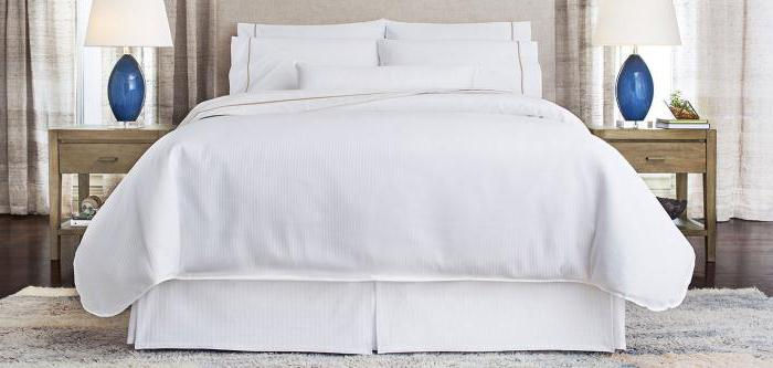 размер полутороспального постельного белья