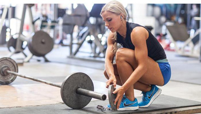 как быстро набрать мышечную массу девушке