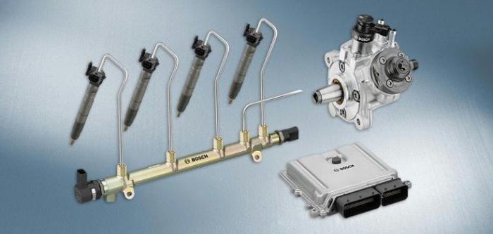 ремонт форсунок дизельного двигателя