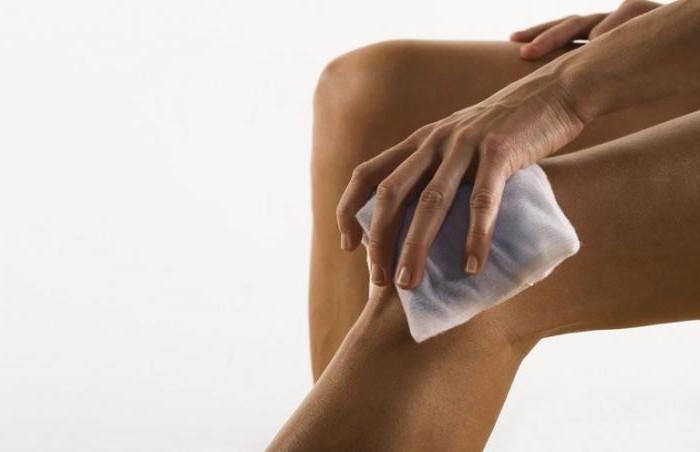 препателлярный бурсит коленного сустава сделать надрез