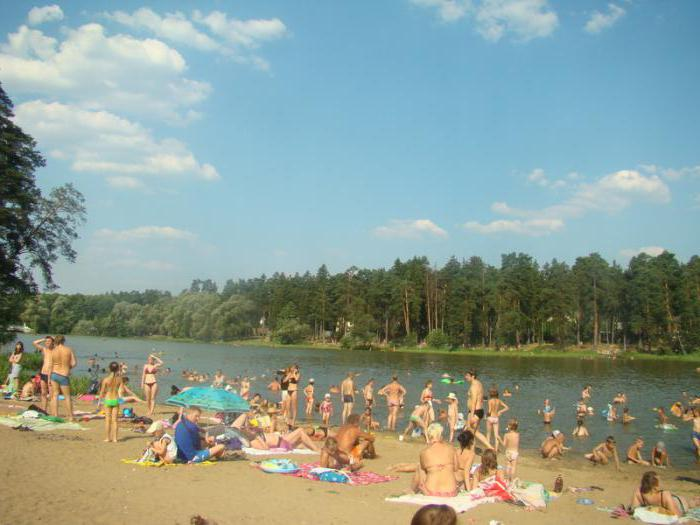 кратово кратовское озеро