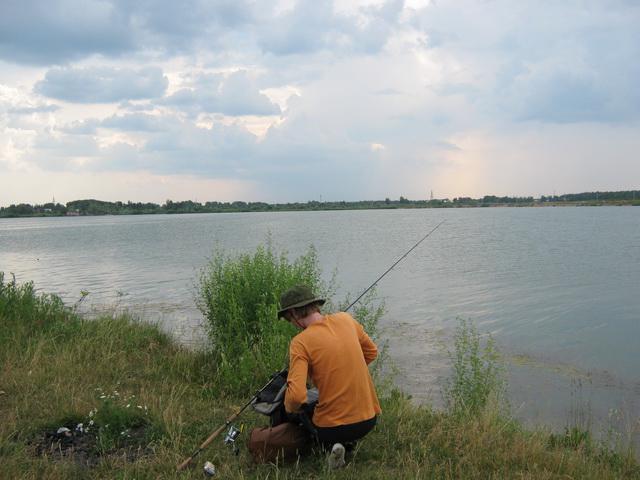Рыбное хозяйство ОАО «Бисерово»