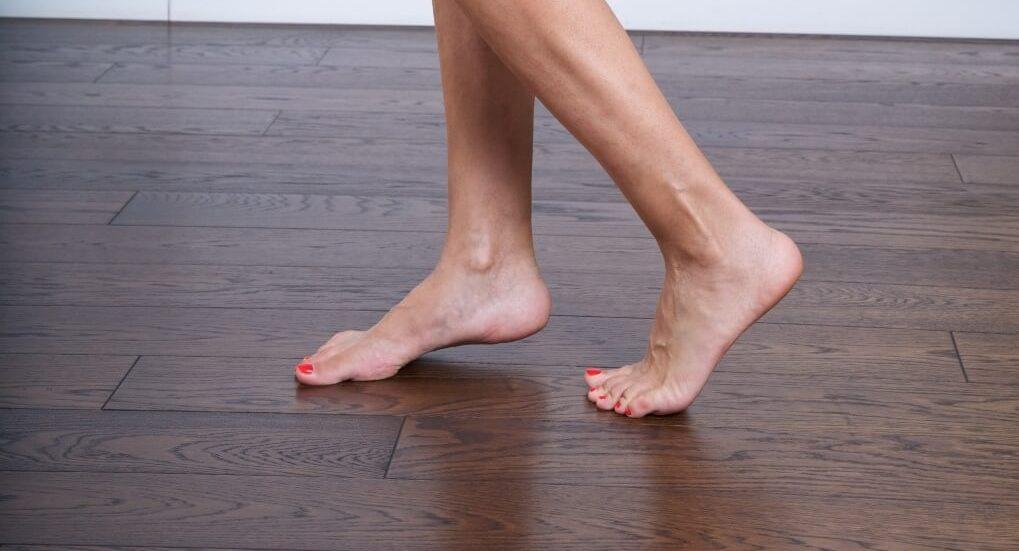 Переохлаждение ног - причина болезни