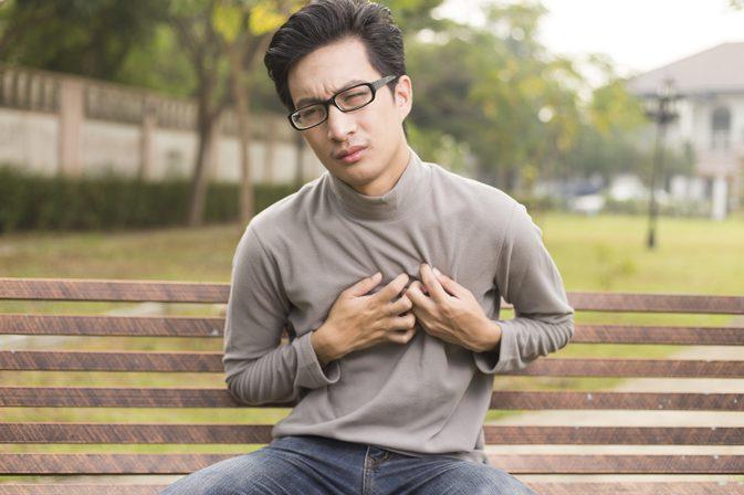 Симптомы спазма диафрагмы