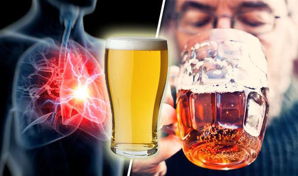 Алкоголизм и болезни сердца