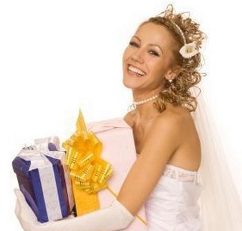 подарки на свадьбу родителям невесты