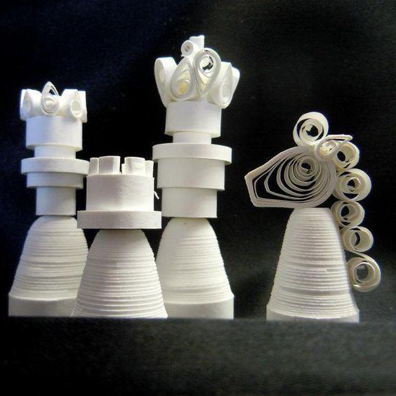 как сделать шахматы своими руками