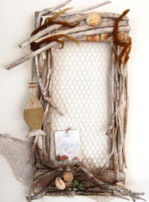 красивые рамки для картин своими руками из дерева