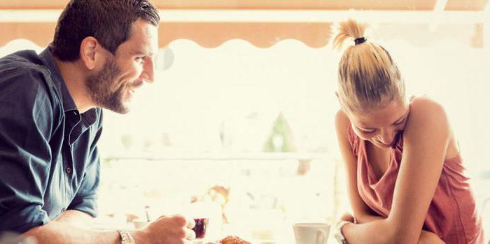 Какой признак симпатии девушки к парню?