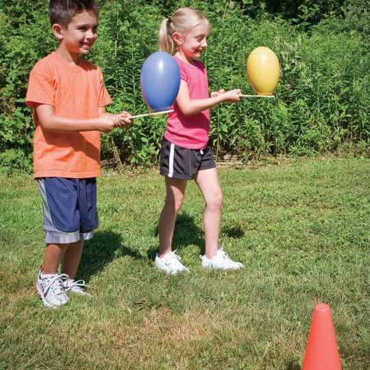 конкурсы на природе для детей летом