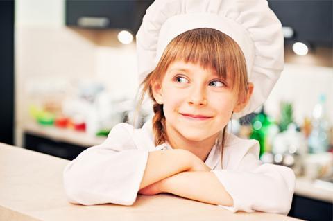 Как сшить поварской колпак и фартук для ребенка на утренник? Советы и пошаговая инструкция