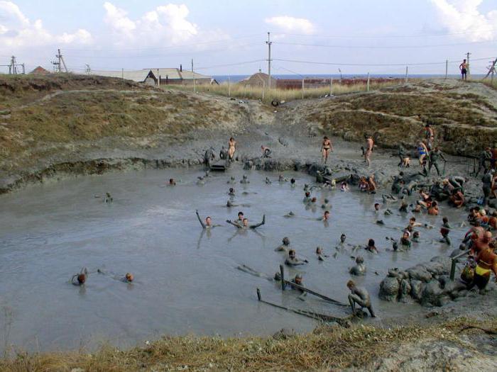 станица голубицкая грязевое озеро