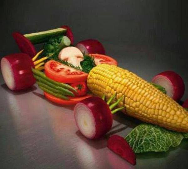 осенняя ярмарка в школе поделки из овощей
