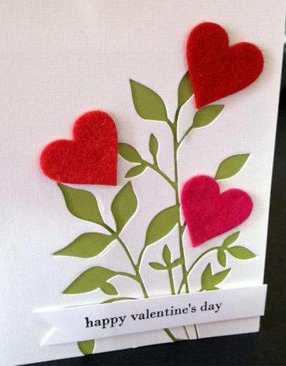 открытка объемный цветок из бумаги своими руками