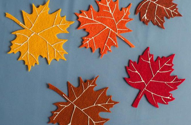 Девушка, как сделать из цветного картона лист дерева открытка