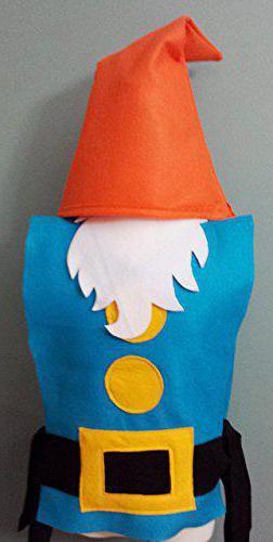 костюм гнома выкройка для мальчика