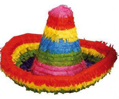 костюм мексиканца своими руками