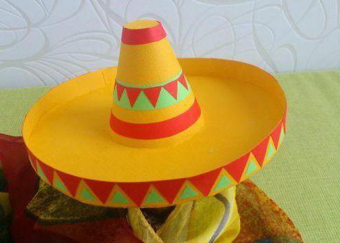 новогодний костюм мексиканца