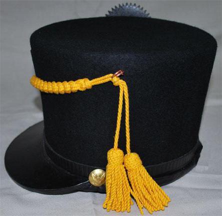 как называется шапка гусара