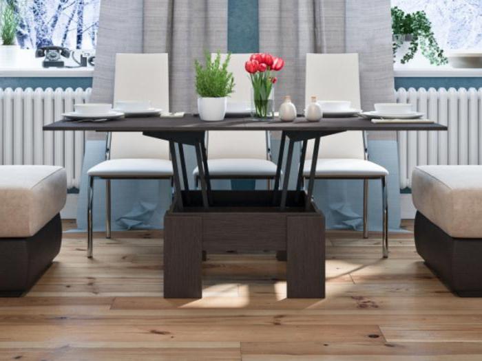 стол трансформер много мебели отзывы
