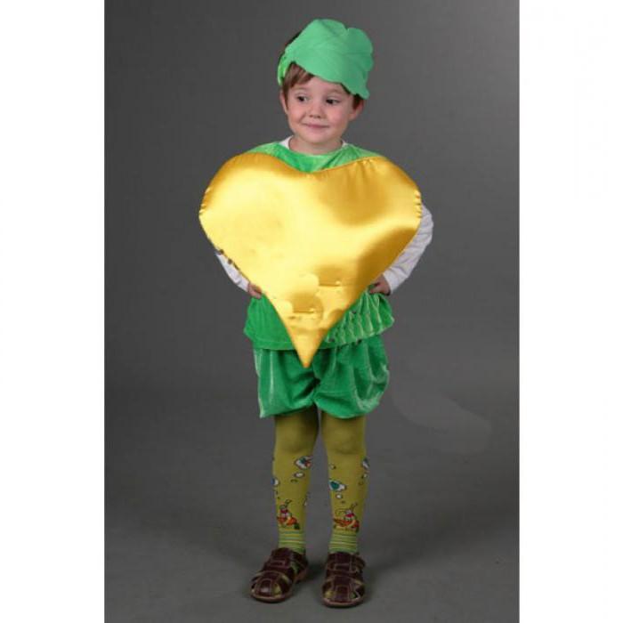 костюм репки для девочки