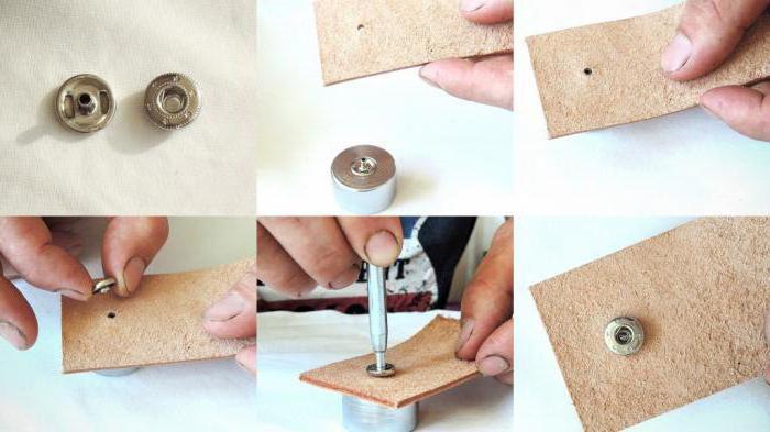 Как установить кнопки на куртку своими руками 60