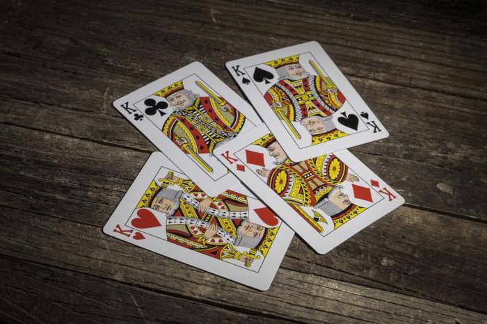 Игры в карты настольные