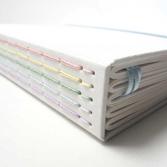 Как сделать книгу из картона