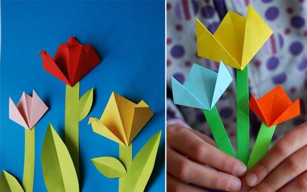 сути, открытка с тюльпанами к 8 марта с детьми это гордые птицы