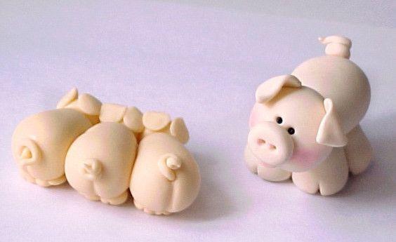 Лепим из пластилина животных. Детские поделки из пластилина