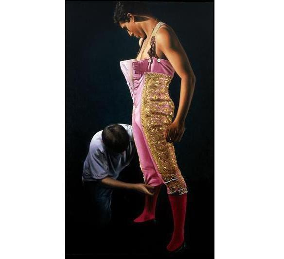 Как шьют костюмы для тореадоров