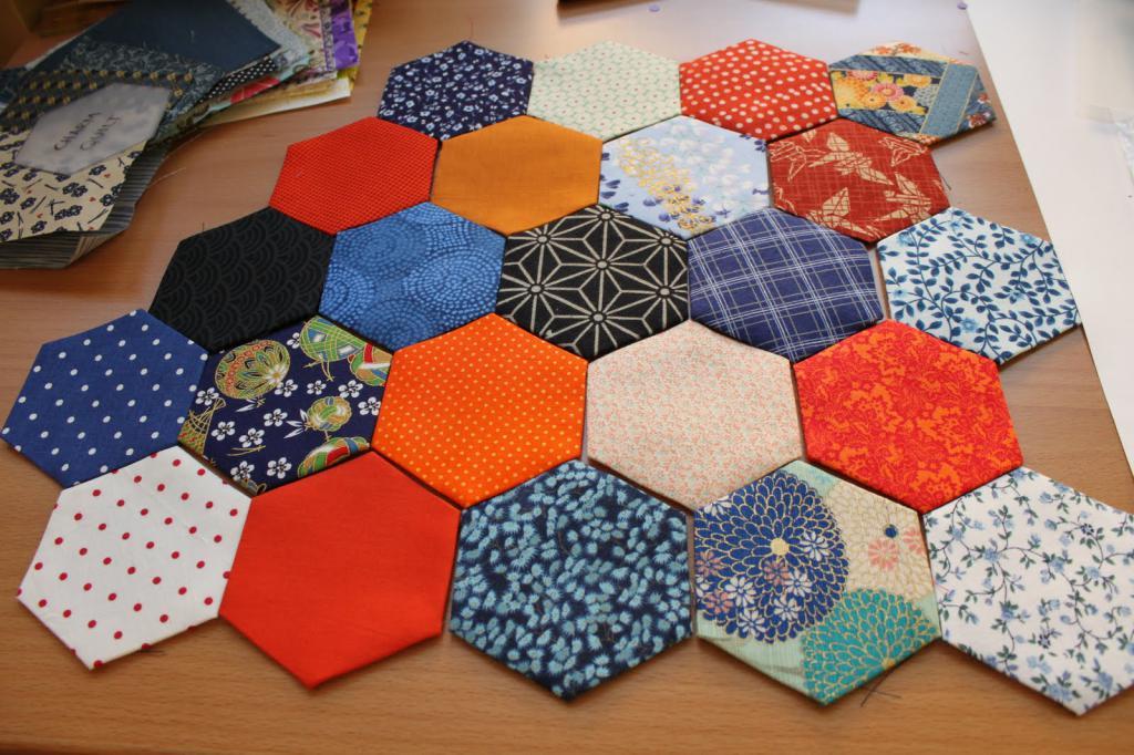 Лоскутное шитье для начинающих: красиво и легко
