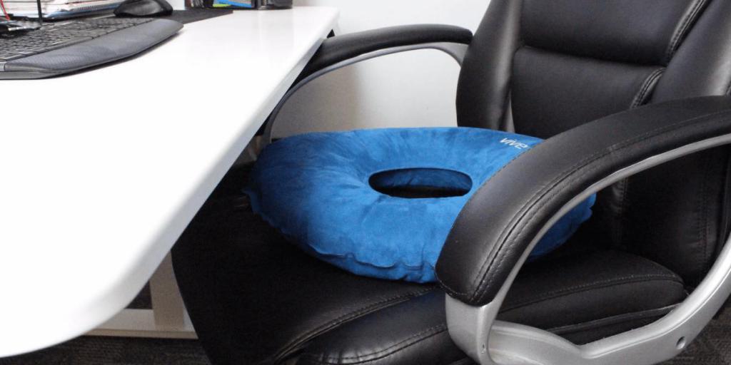 специальная подушка при боли в копчике