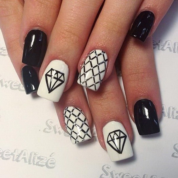 geometry manicure