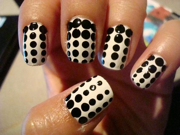 manicure dots