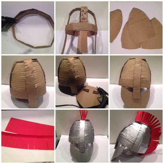 how to make a helmet